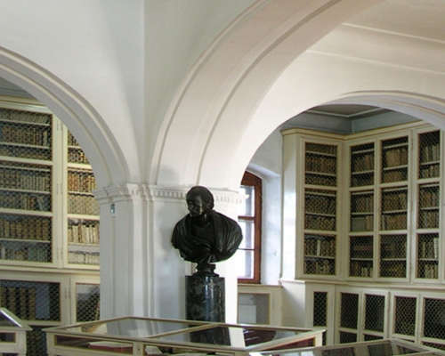 Museum Library - 1